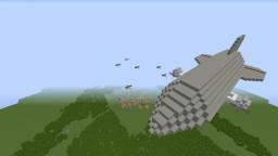 Ww2/Ww1 Battlefield map - NEW UPDATE: GERMAN BASE Minecraft Map & Project