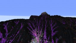 purple Minecraft Map & Project