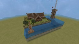 Adventure Home Minecraft Map & Project