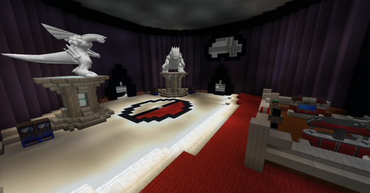 Battle Arena Front Lobby