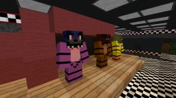 five nights at freddys the full map Minecraft Project