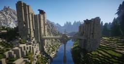 Valtheim Keep (skyrim TES) Minecraft Project