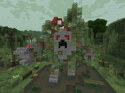Swamp giant Minecraft Map & Project