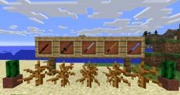 Better swords Minecraft Texture Pack