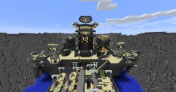 MGO military platform Minecraft Map & Project