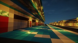 Racing Circuit Minecraft Map & Project