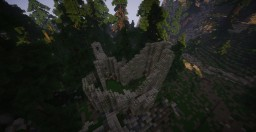 Peak's Shade Tower (skyrim TES) Minecraft Map & Project
