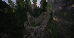 Peak's Shade Tower (skyrim TES) Minecraft Project