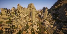 Bonestrewn Crest (skyrim TES) Minecraft Project