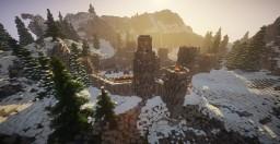 Fort Neugrad (skyrim TES) Minecraft