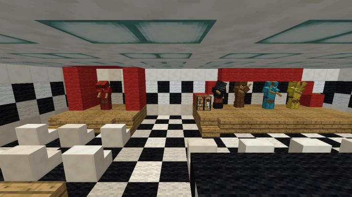 Best pizzeria minecraft maps projects planet minecraft five nights at freddys 6 pizzeria sim minecraft map project publicscrutiny Choice Image