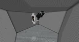 Aperture Science Testing Minecraft Map & Project