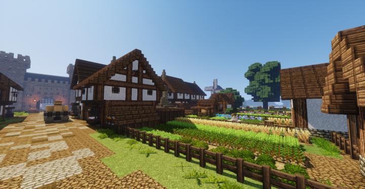 Village Gardens