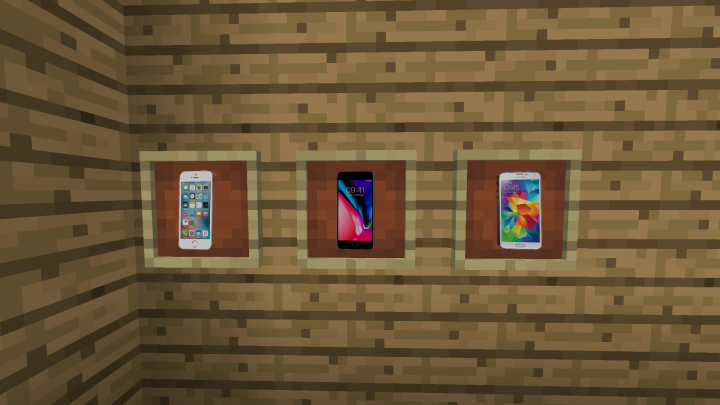Phone skins! with optifine