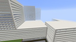 St. Mary's Hospital Campus Minecraft Map & Project