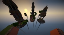 | Waitinglobby | (Built on Floating Islands) Minecraft Map & Project