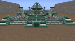 Fort Triton underwater base Minecraft Map & Project
