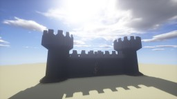 Medieval Castle V.2 Minecraft Project