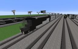 Suburban Train 2 Minecraft Map & Project