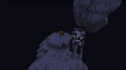 SpaceBlock (Hardcore SkyBlock) Minecraft Map & Project