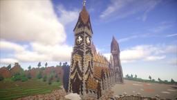 New Project Altara City Minecraft Map & Project