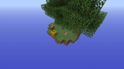 Sky Advanture Minecraft Project