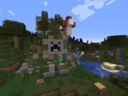 Small swamp giant Minecraft Map & Project