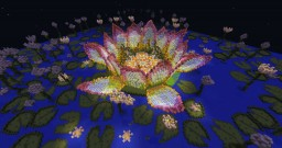 world of water lily Minecraft Map & Project