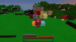 Red and black 1.8.9 PvP Lowfire Minecraft Texture Pack