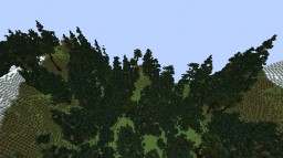 evergreen valley Minecraft Map & Project