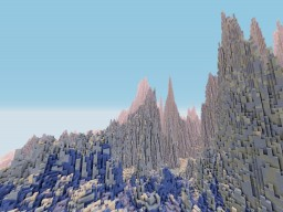 Winter Minecraft Project
