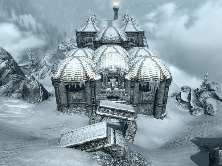 ingame view from uesp
