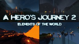 A Hero's Journey 2 - Elements of the World Minecraft Map & Project