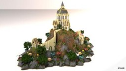 Antique Island Minecraft Map & Project