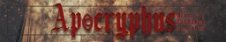 Apocryphus Roleplay Minecraft Server