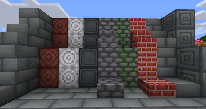 Building Blocks - No shaders