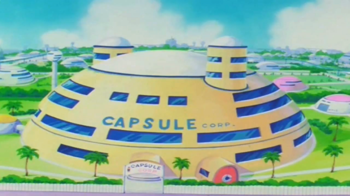 An Reference of the Capsule Corp