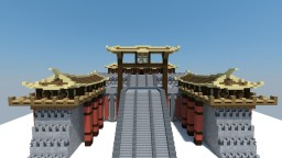 Oriental Compound Minecraft Project