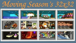Moving Season's 32x32 Minecraft Texture Pack