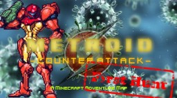 (1.7.10)Metroid Counter Attack [FIRST HUNT/DEMO] Minecraft Map & Project