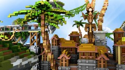 Tropical Fantasy Minecraft Project