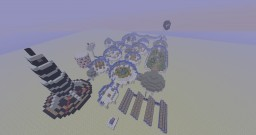 Simulation Lunar Habitat Minecraft Project
