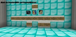 PopularMMOs Pat and Jen Lucky Block Race! Minecraft Map & Project