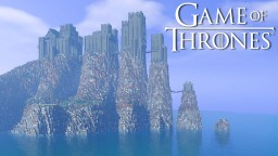Game of Thrones - Pyke Minecraft Map & Project