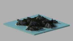 Υυmmγ' - Just an Island - 1k*1k Minecraft