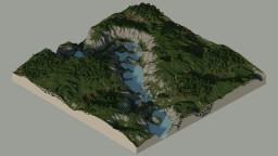Υυmmγ' - Hills and Lakes - 1k*1k Minecraft