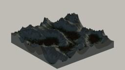 Υυmmγ' - Just Mountain Ranges - 1k*1k Minecraft