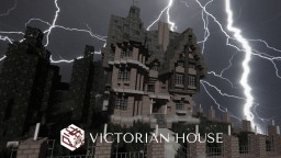 VICTORIAN HOUSE - Biof429 Minecraft Map & Project