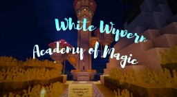 White Wyvern Academy of Magic Minecraft Map & Project