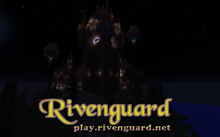 Come start your adventure today! www.rivenguard.net
